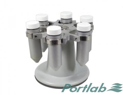 R-6,  Ротор для  пластиковых  конических пробирок 6х50 мл,  для  LMC-3000 и LMC-4200R (BioSan Латвия)
